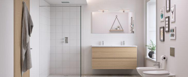 Abito Live Interiors rivestimenti e arredo bagno